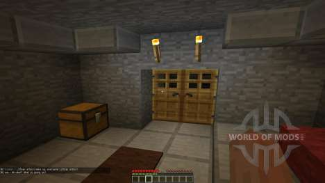 Heart of the Volcano An Adventure Map para Minecraft