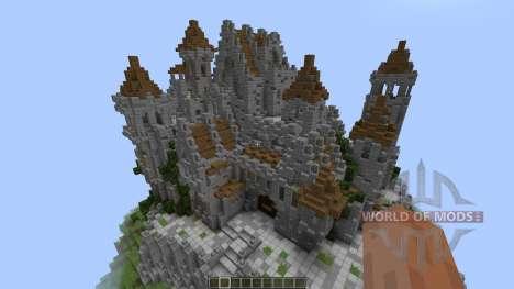 Honghome Castle [1.8][1.8.8] para Minecraft