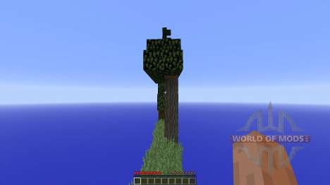 Thinned Out para Minecraft