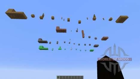 Parkour Kings para Minecraft