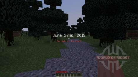 Grief Prologue [1.8][1.8.8] para Minecraft