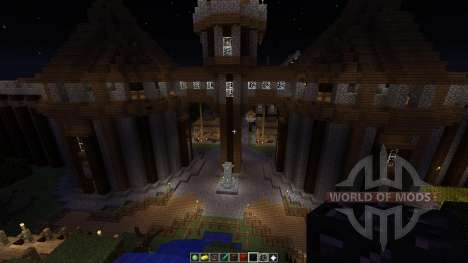 Destroy The Monument : Bootleg para Minecraft
