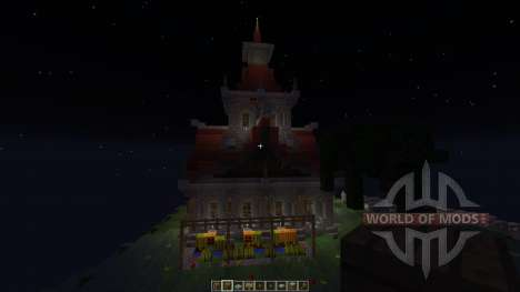 Chinese Temple para Minecraft