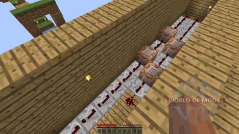 X-Run and Dropper [1.8][1.8.8] para Minecraft