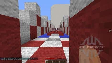 iCrave Parkour para Minecraft