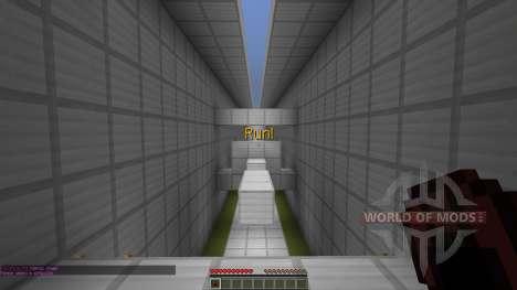 Super Lava Run [1.8][1.8.8] para Minecraft