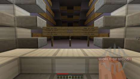 Colored Clay Parkour [1.8][1.8.8] para Minecraft