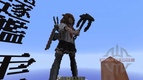 Ikazuchi para Minecraft