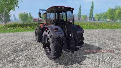 Bielorrusia-2522 ET para Farming Simulator 2015