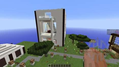 Greenwood para Minecraft