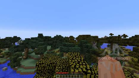 P.I.E Plant Investigastion Experiments para Minecraft