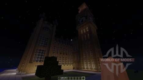 Big Ben 2 para Minecraft