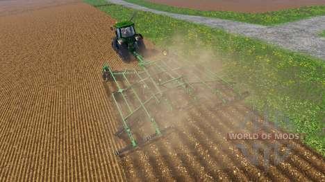 John Deere 2720 v3.0 para Farming Simulator 2015