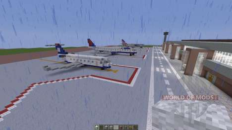 Fort Pierce Regional Airport para Minecraft