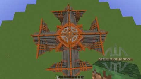 Minecraft Server Spawn Iwolintshi para Minecraft