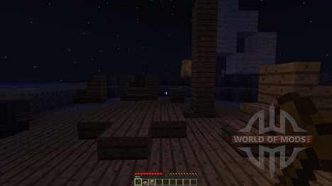 Harsh World [1.8][1.8.8] para Minecraft