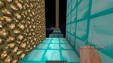 COMPETITIVE PARKOUR para Minecraft