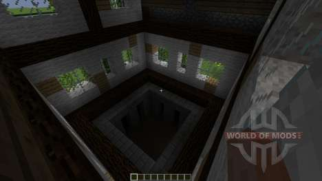 Medieval Fantasy House para Minecraft