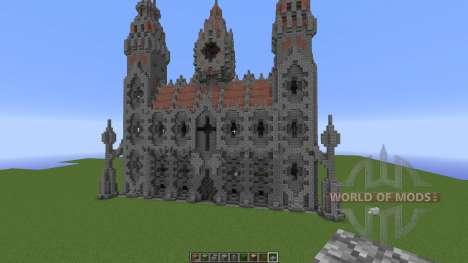 Karneela abbey para Minecraft