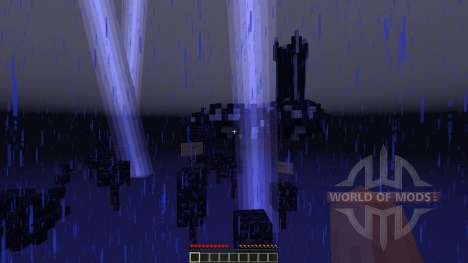Rays of Perdition para Minecraft