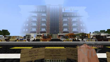 Hobo Joes Cars and stuff [1.8][1.8.8] para Minecraft