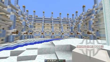 Ice Palace Arena para Minecraft