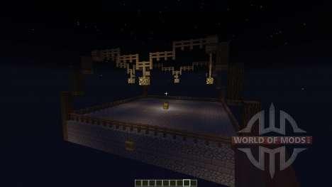 Minecraft Arena para Minecraft