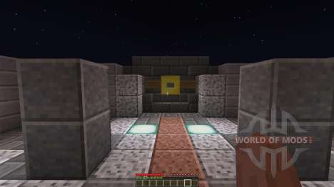 Stoned Puzzle Map [1.8][1.8.8] para Minecraft