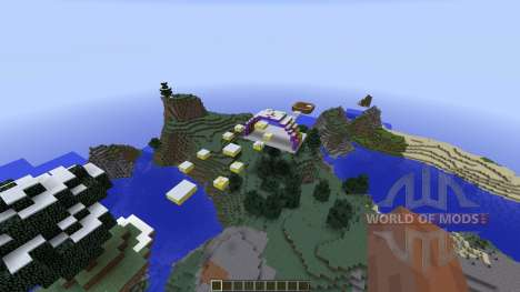 Awesome Mega Parkour para Minecraft