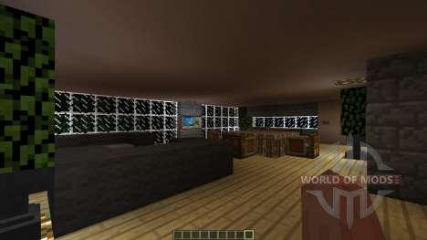 Modern Mansion para Minecraft