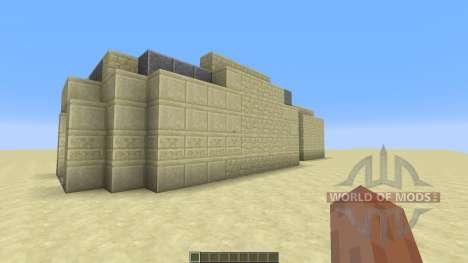 Redstone Mechanics Egyptian para Minecraft