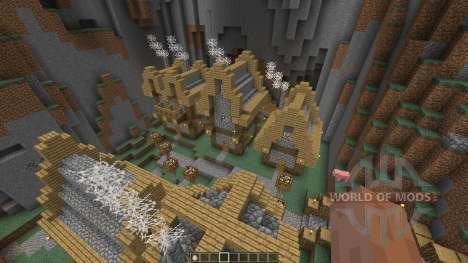 Medival City para Minecraft