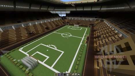 Soccer Football Arena para Minecraft