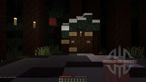 Survive Slender para Minecraft