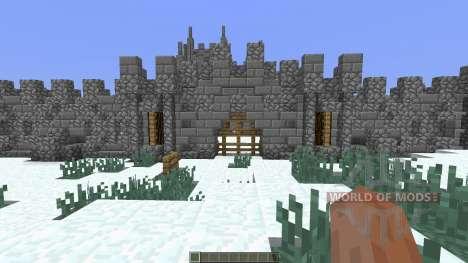 MINI Castle para Minecraft