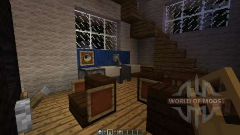 Chicago Style House para Minecraft