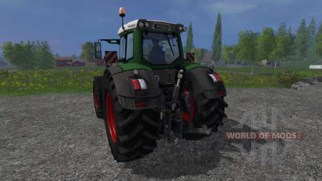 Fendt 936 Vario v4.0 para Farming Simulator 2015