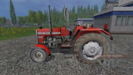Massey Ferguson 255 para Farming Simulator 2015