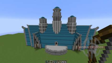 Elvish Keep para Minecraft