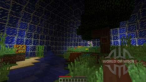 Water Dome Survival para Minecraft