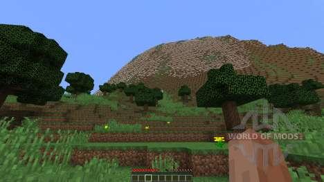 Dento Island para Minecraft