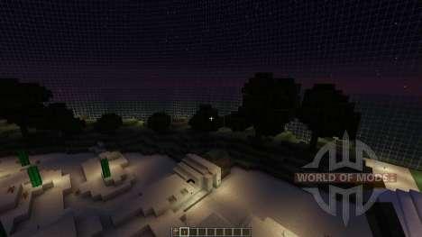 MultiBiome para Minecraft