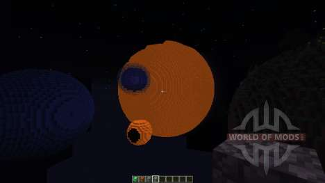 Astronomical Survival para Minecraft