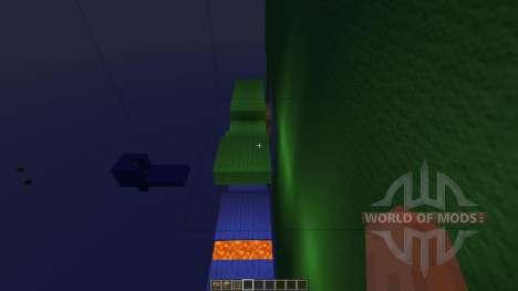2D-3D para Minecraft