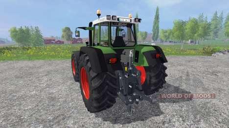 Fendt Favorit 824 [new] para Farming Simulator 2015