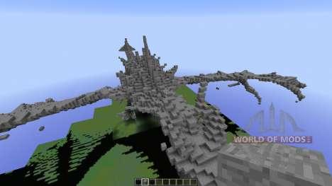Stone Dragon Organic para Minecraft