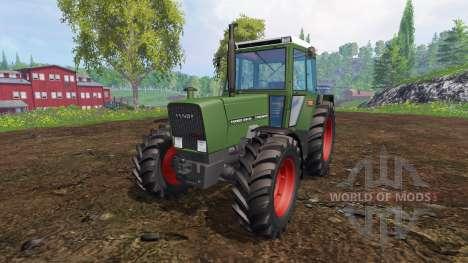 Fendt Farmer 309 LSA v3.0 para Farming Simulator 2015