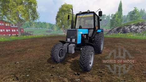 MTZ-Belarús 1025 para Farming Simulator 2015