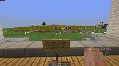 The Farm para Minecraft