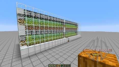 Multipurpose Sugar Cane Farm para Minecraft